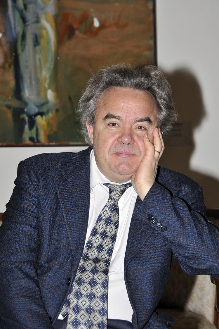 Mauro Felicori. Foto: Gentile Antonio, Ufficio fotografico Reggia di Caserta
