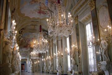 Museo di Palazzo Reale, Genova, Galleria degli Specchi