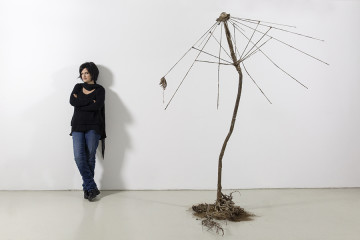Maddalena Ambrosio. Foto: Lorenzo Palmieri