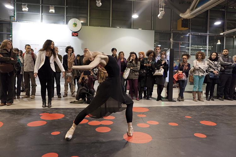 Halida Boughriet, Sans Titre (Afrique), 2014, Centre Pompidou, Parigi. Foto: Hervé Véronèse