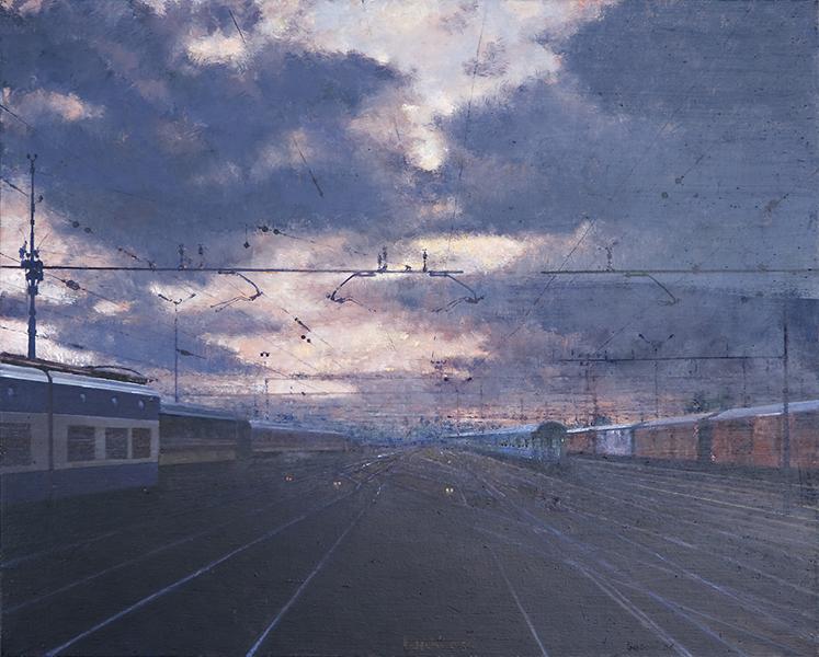 Dino Boschi, Stazione, 2006