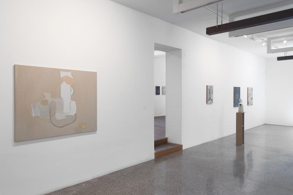 Veduta della mostra Beatrice Meoni, Tra le cose, Cardelli & Fontana arte contemporanea, Sarzana
