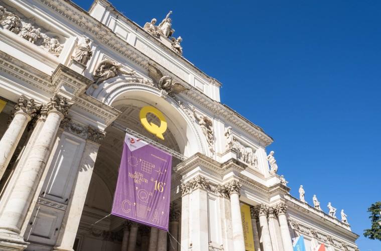 16a Quadriennale, Palazzo delle Esposizioni, Roma