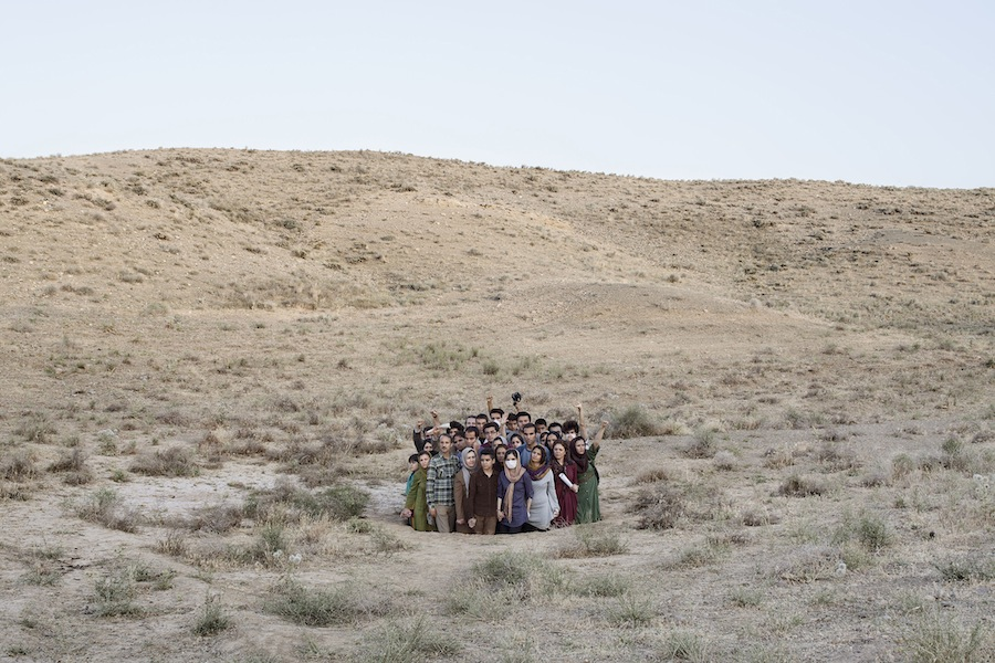 Gohar Dashti, Iran, Untitled, 2013, archival digital pigment print, 80x120 cm, Edizione 3/7 Courtesy Gohar Dashti & Officine dell'Immagine, Milano