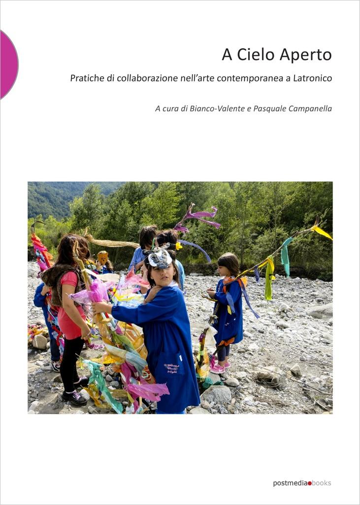 A Cielo Aperto, copertina, Postmedia Books