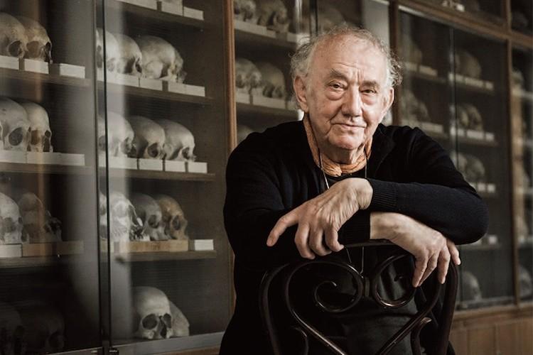 Daniel Spoerri Foto di Rita Newman