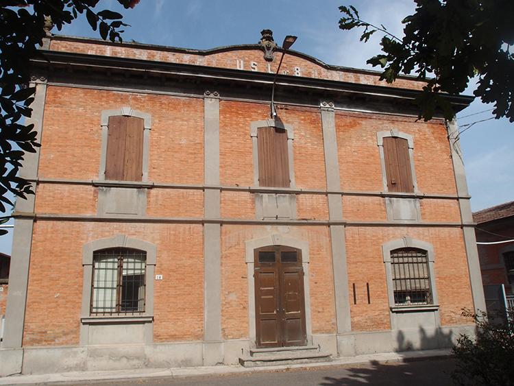 Ex Macello comunale, Montecchio Emilia, RE