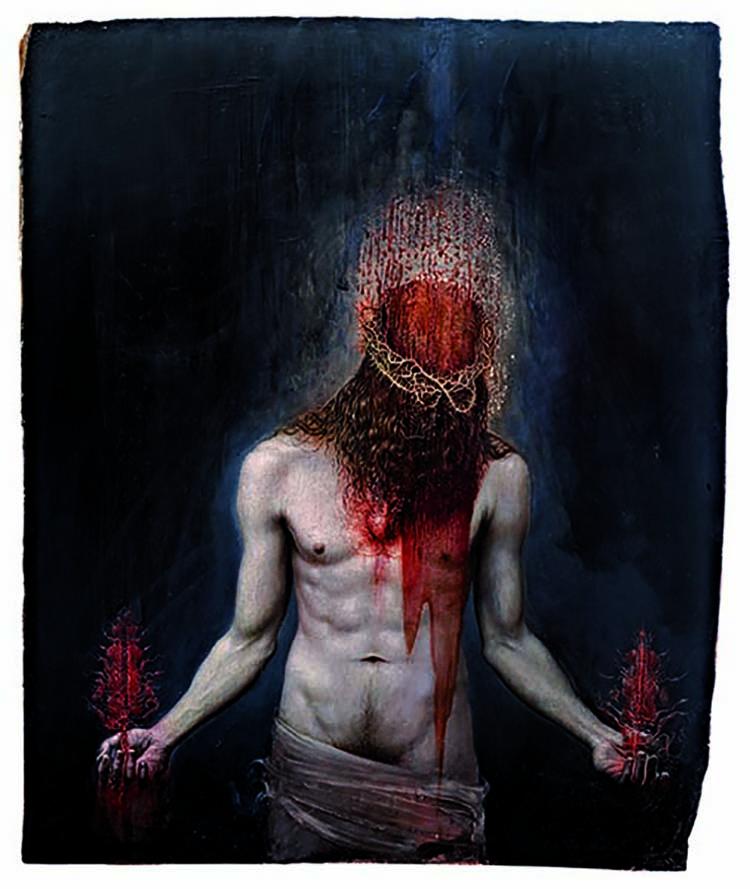 "Agostino Arrivabene, ""Sacro sangue"""