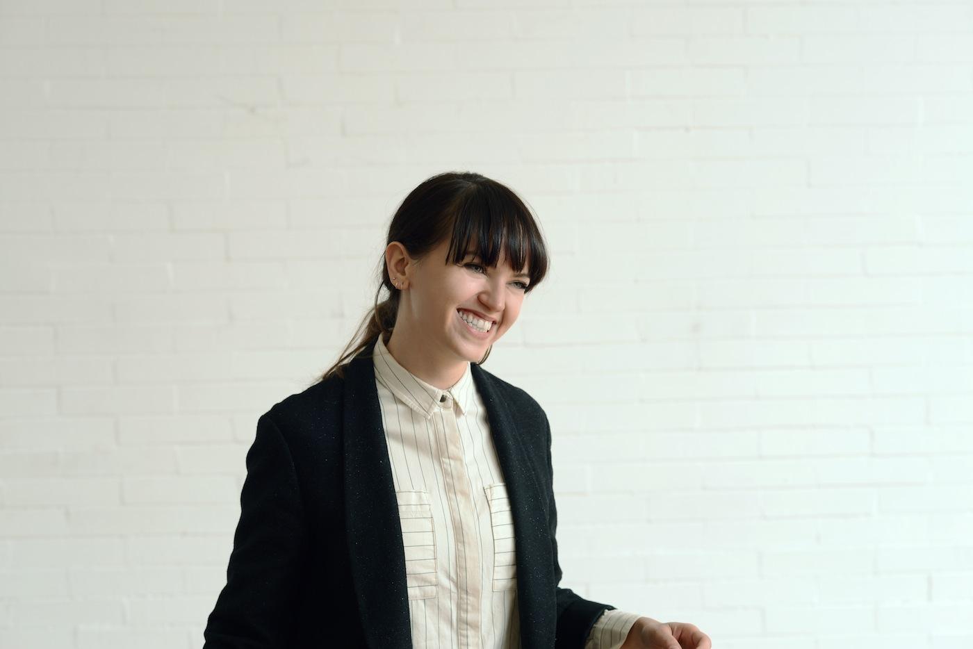 Adelita Husni-Bey. Foto: Andrea Artemisio