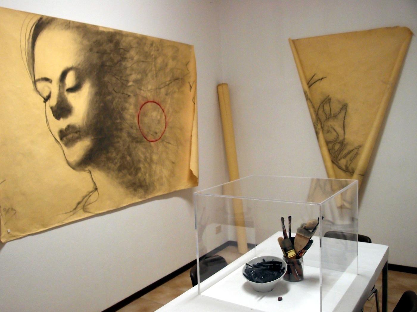 Atelier Galliani, Veduta allestimento, Ex Macello, Montecchio Emilia (RE)