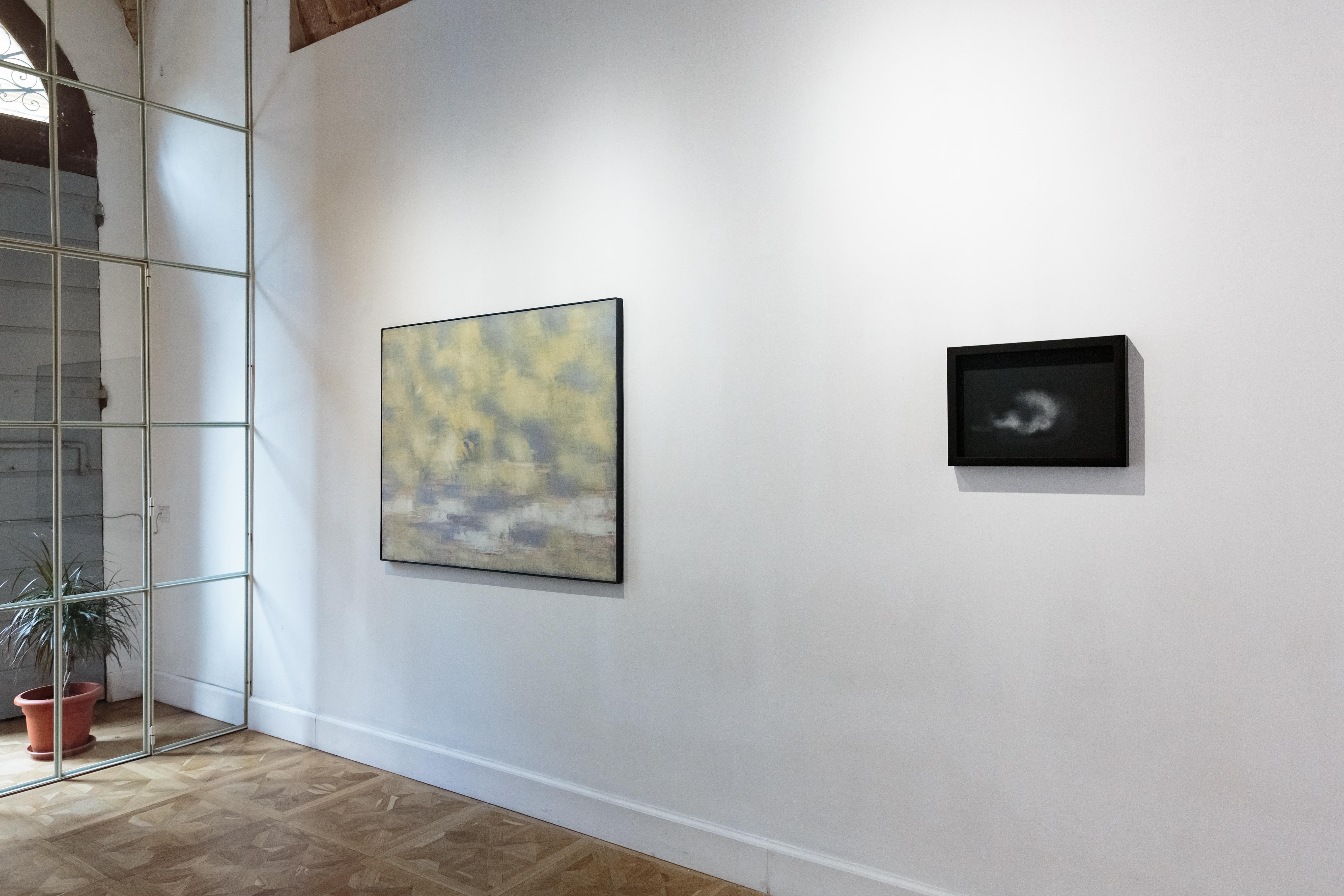 Claudio Verna e Giovanni Ozzola. Courtesy Galleria Marcolini, Forlì