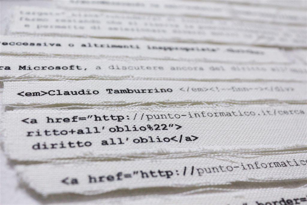 Donatella Lombardo, Colonne mediatiche (dettaglio)