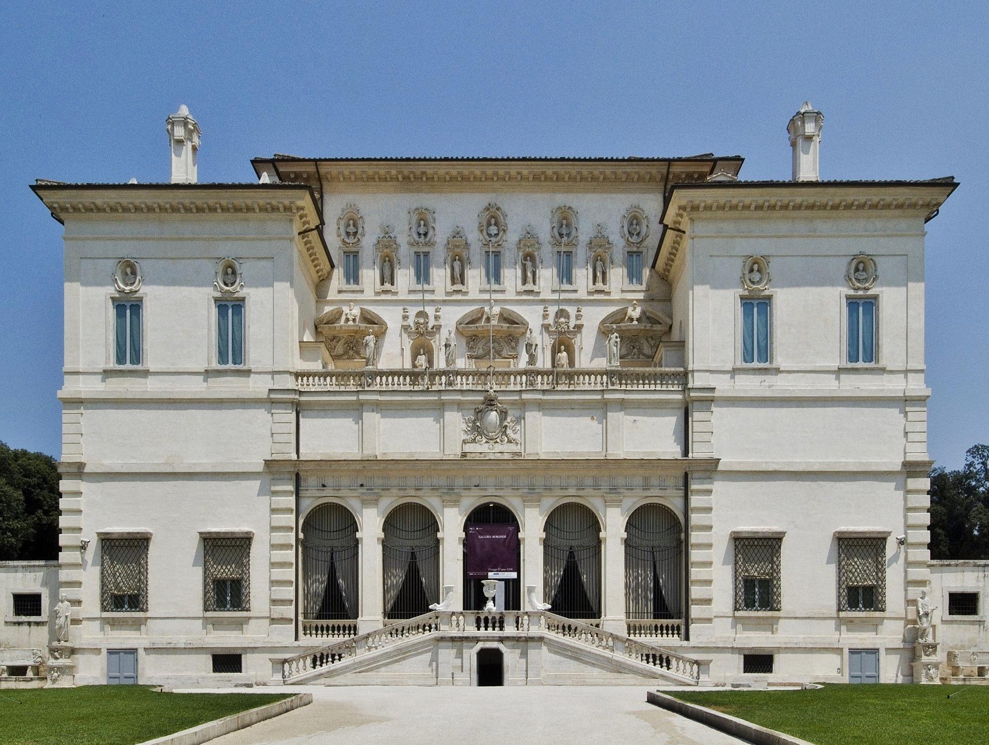 Galleria Borghese. Foto: © Filippo Vinardi