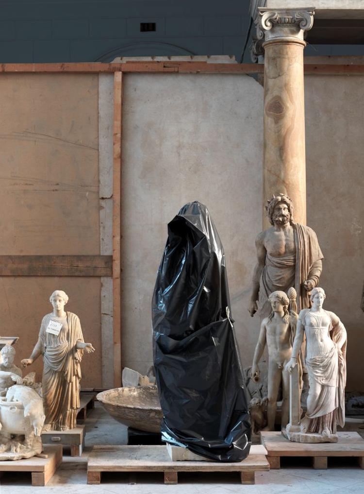 Museo Archeologico Nazionale, Napoli, 2008