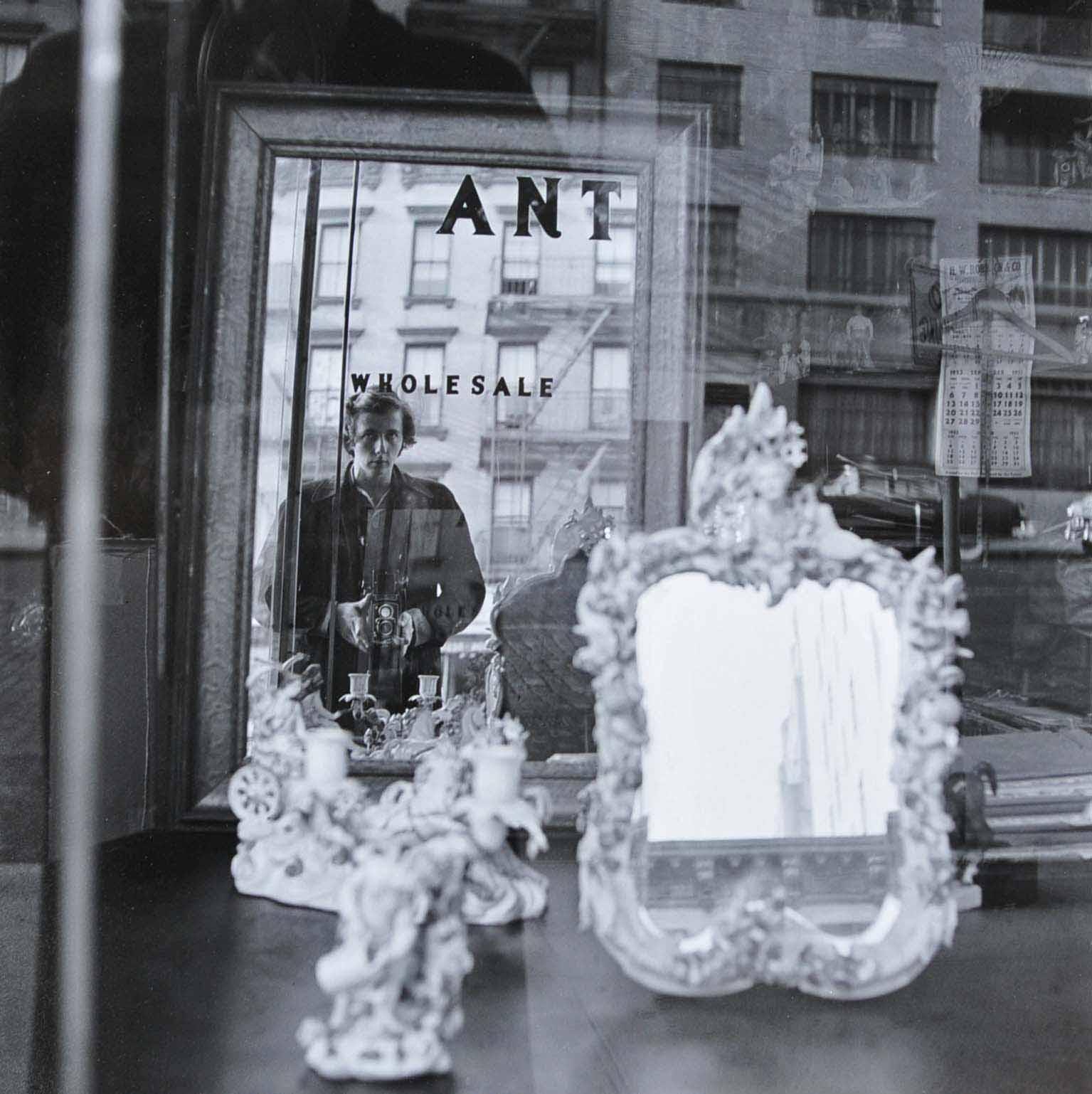 Courtesy © Vivian Maier - Collezione Association Vivian Maier et le Champsaur, Fondo John Maloof