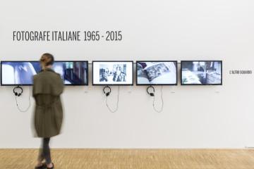L'altro Sguardo. Fotografe Italiane 1965 – 2015, veduta della mostra, La Triennale di Milano,© Gianluca Di Ioia
