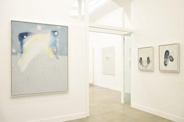 Elisa Bertaglia, Out of the Blue, veduta della mostra, Officine dell'Immagine, Milano