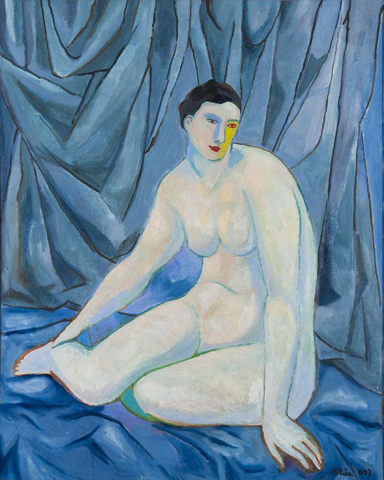 Sandro Chia, Senza titolo, 2003, cm 161x130