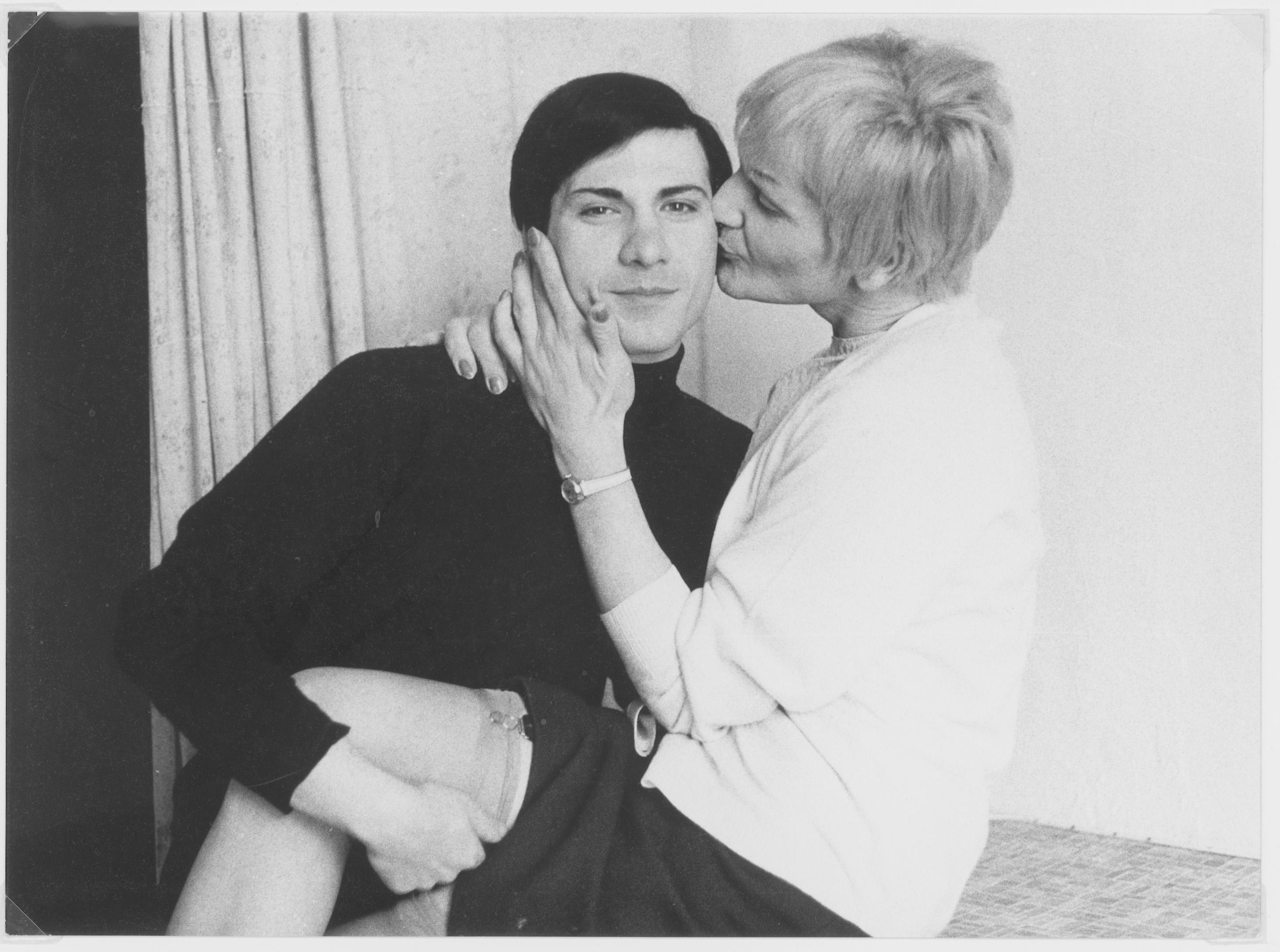 Lisetta Carmi, Dalla serie I Travestiti, 1965