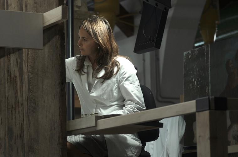 MASBEDO, Handle With Care, 2016, still da video. Citroniera, Reggia Di Venaria. Courtesy gli artisti