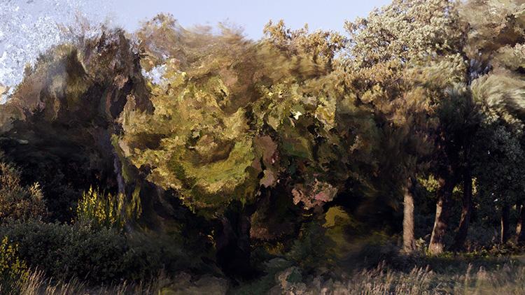 Quayola, Pleasant Places, 2015, still da video. Credits studio Quayola