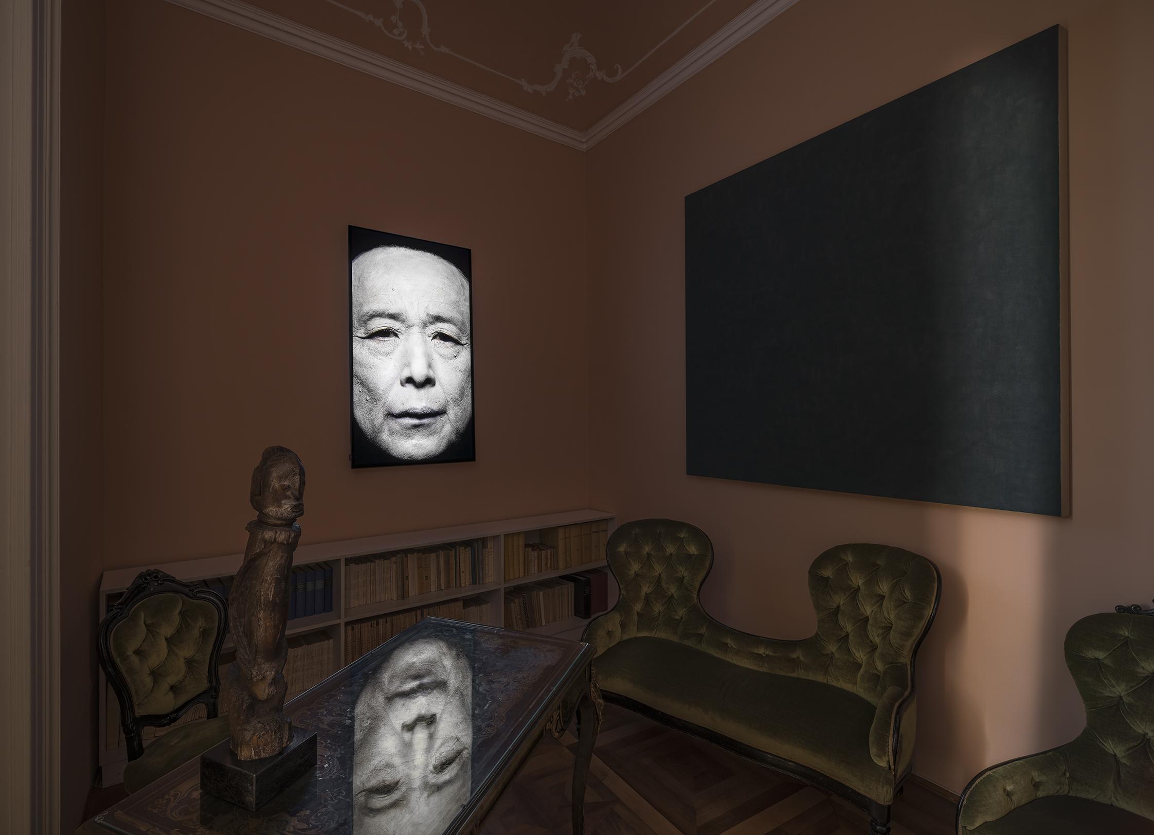 Robert Wilson, Gao Xingjian, Scrittore, 2005, Colonna sonora / Peter Cerone, ©RW Work