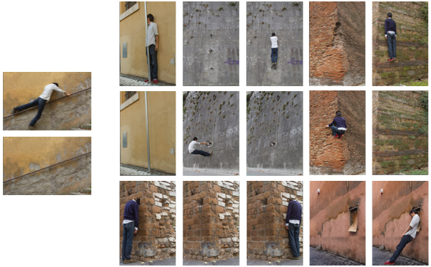 Calixto Ramirez, Proceso de Aclimatacion | Roma, 2013