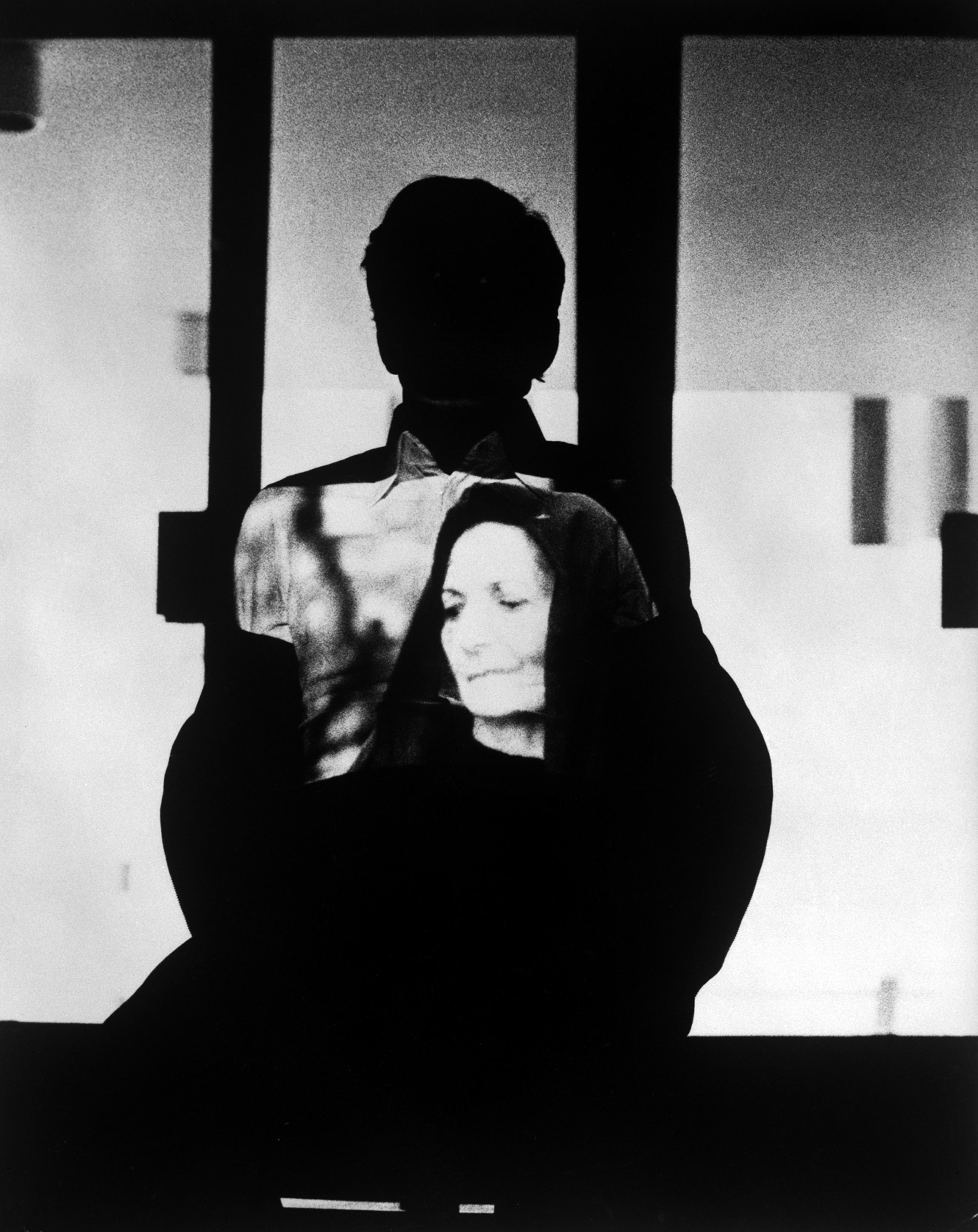 """Intellettuale - """"Il Vangelo secondo Matteo"""" di/su Pier Paolo Pasolini 1975 Galleria Comunale d'Arte Moderna, Bologna © Foto: Antonio Masotti Courtesy Estate Fabio Mauri; Hauser&Wirth"""