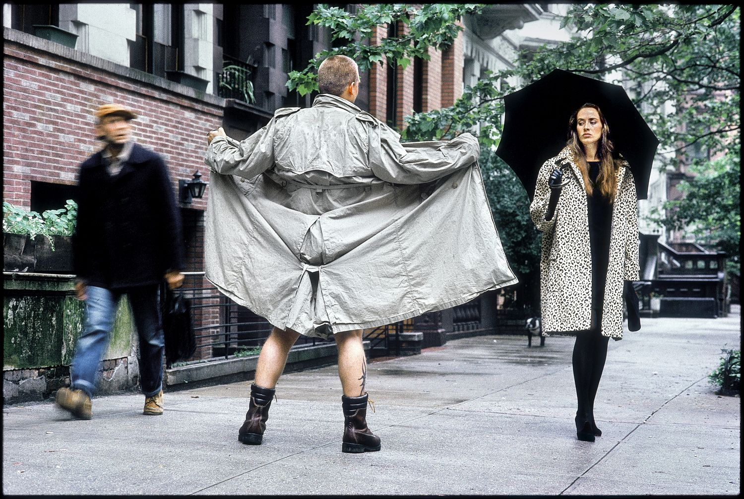 New York City, New York, USA 1989 © Elliott Erwitt/MAGNUM PHOTOS