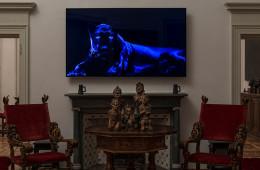 Robert Wilson, Ivory Pantera nera, 2007, Colonna sonora / Jerry Leiber e Mike Stoller, Testo / Heiner Mueller, Voce / Robert Wilson, ©RW Work