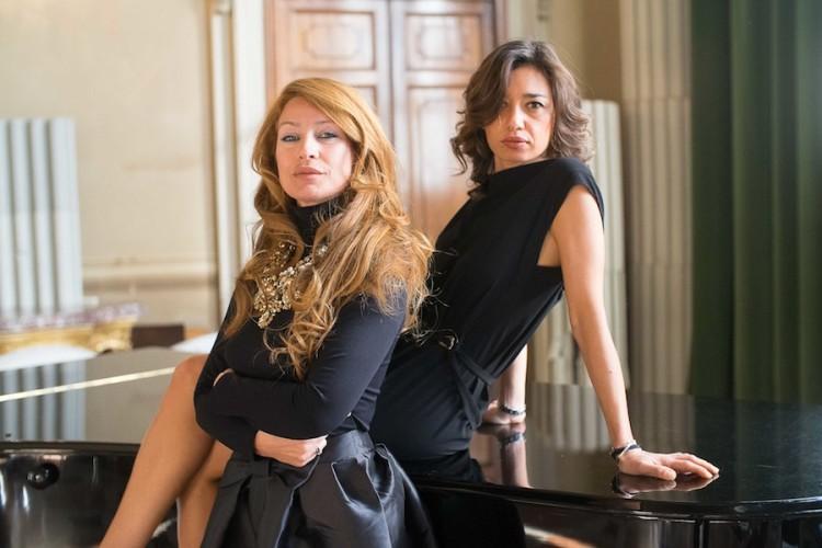 Simona Gavioli e Alice Zannoni, organizzatrici di SetUp 2017