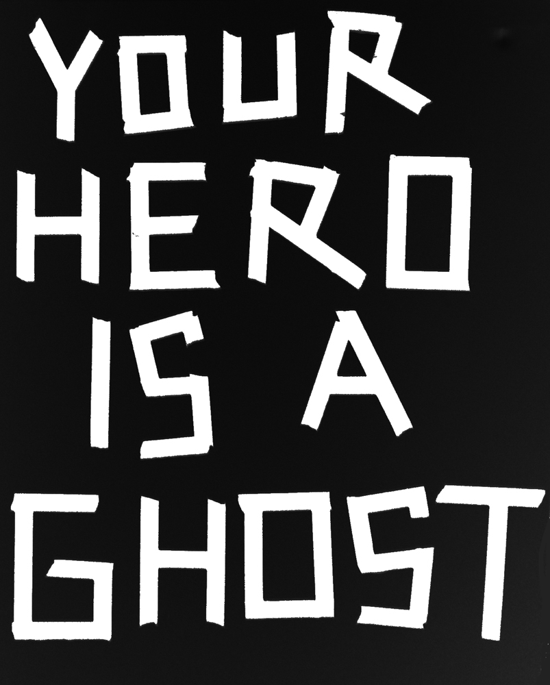 Lovett/Codagnone, Your Hero Is A Ghost