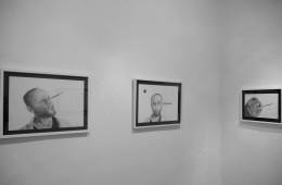 Massimiliano Galliani, DE VISU, veduta della mostra, Spazio Testoni, Bologna