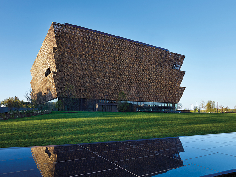 Smithsonian NMAAHC, Washington DC. Foto: Alan Karchmer/NMAAHC
