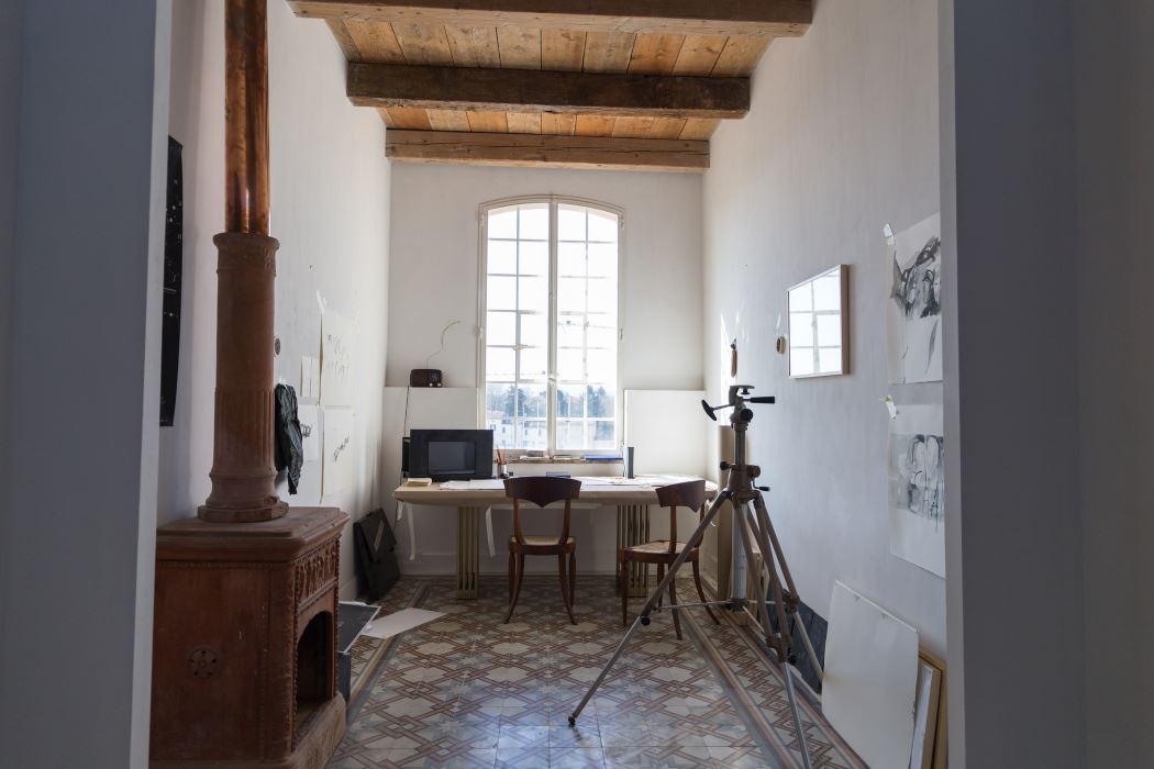 Studio segreto - Roberto Paci Dalò - Galleria Marcolini - Foto Francesco Paolini