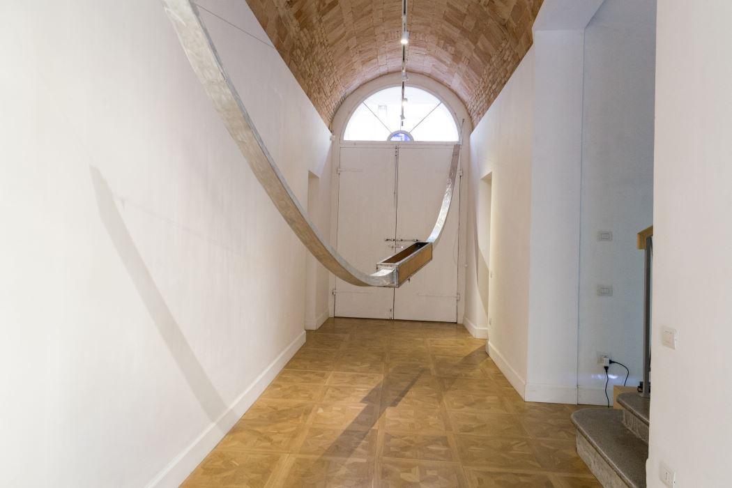 Sun Tzu - Roberto Paci Dalò - Galleria Marcolini - Foto Francesco Paolini