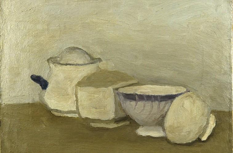 Giorgio Morandi, Natura morta, 1943