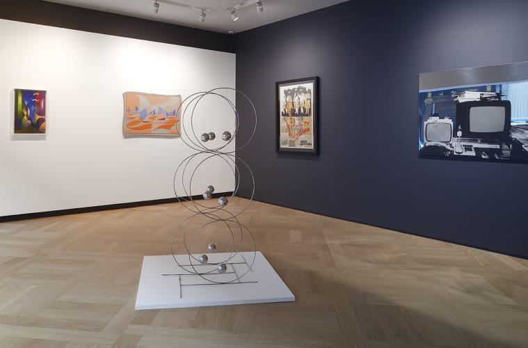 Galleria Mazzoleni, Londra. Opere di Salvo, Balla, Melotti, Schifano, Pistoletto