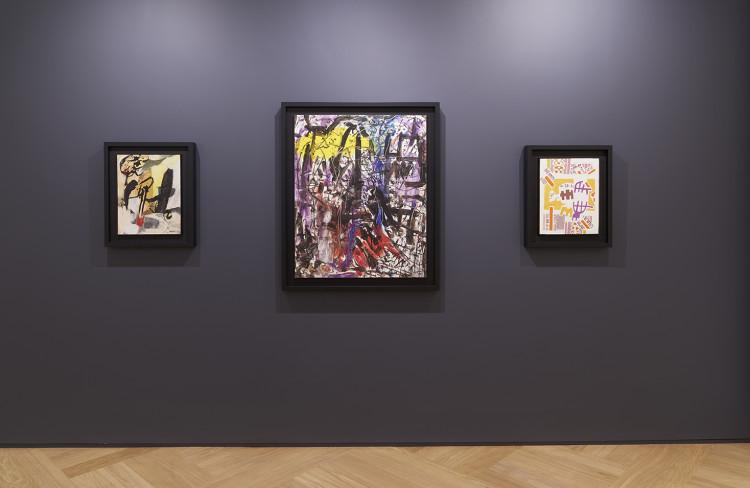 Galleria Mazzoleni, Londra. Opere di Afro, Vedova e Capogrossi