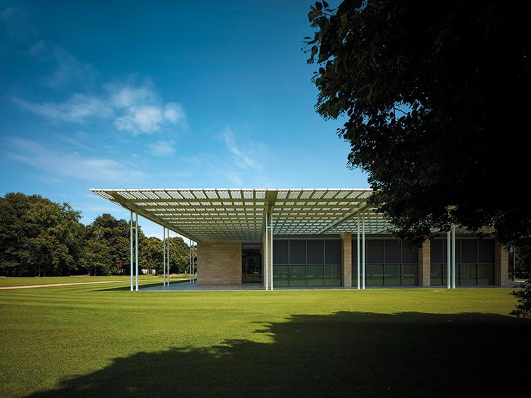 Museum Voorlinden, Wassenar. Foto: Pietro Savorelli
