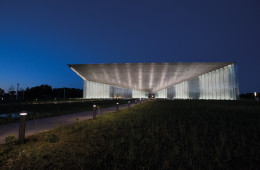 Estonian National Museum, Tartu, veduta esterna