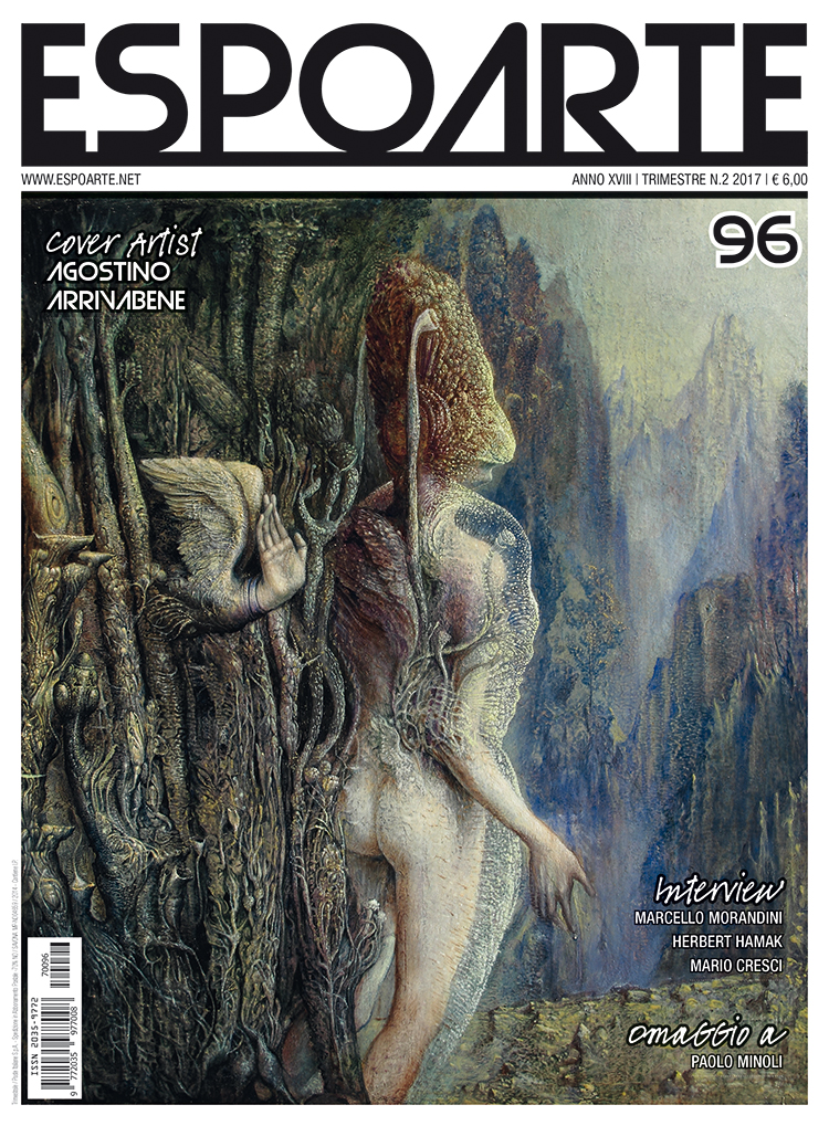 Espoarte #96, copertina