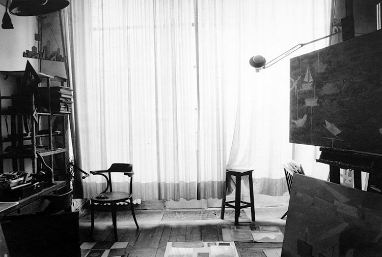 Enzo Obiso, Casa di Felice Casorati e sede dell'Archivio Casorati, 2013. Courtesy: l'artista