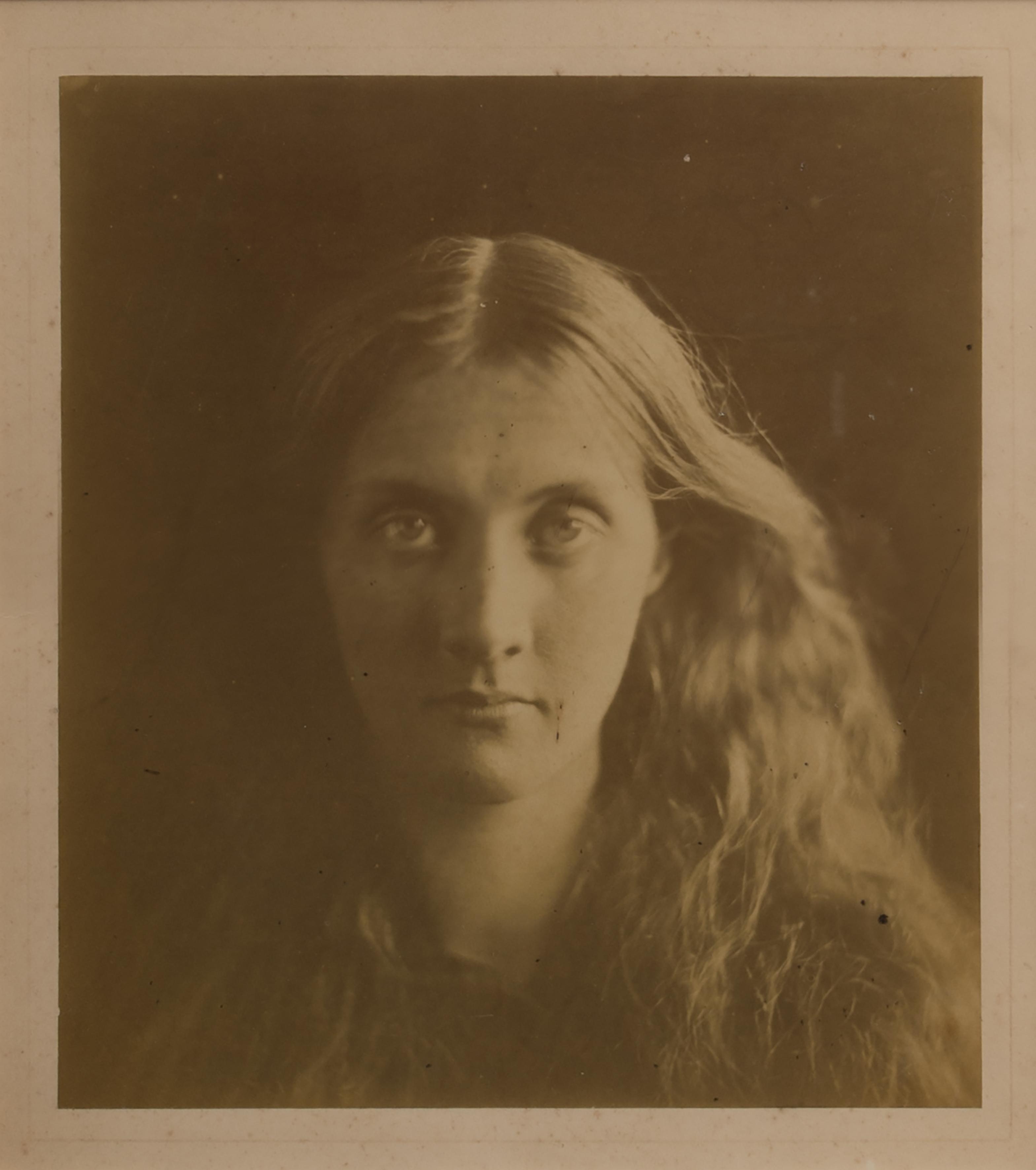 Julia Margaret Cameron, Julia Jackson, 1867 c., Courtesy Galleria Massimo Minini, Brescia