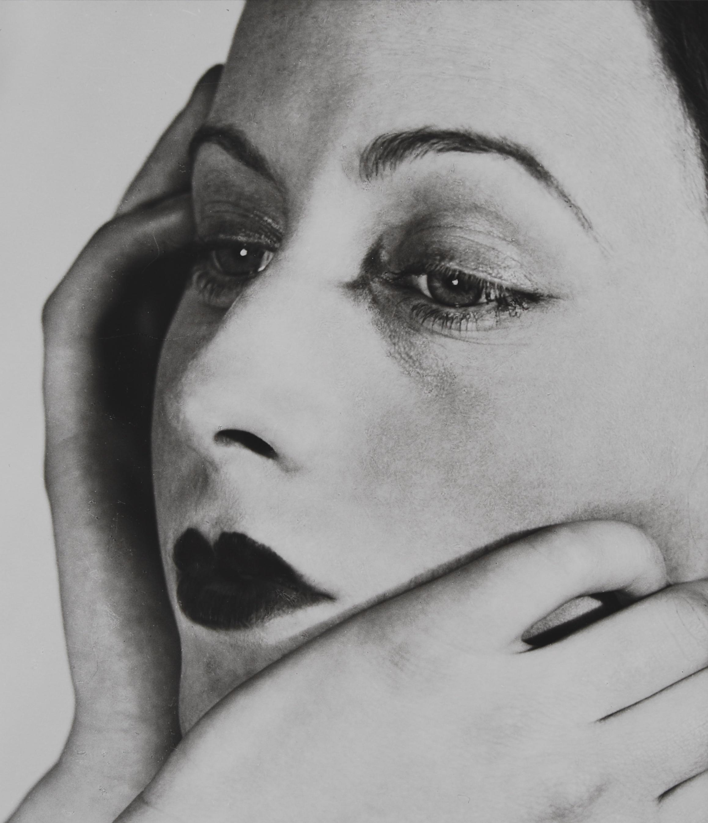 Florence Henri, Portrait composition, Cora, 1931, Florence Henri © Galleria Martini & Ronchetti, courtesy Archives Florence Henri