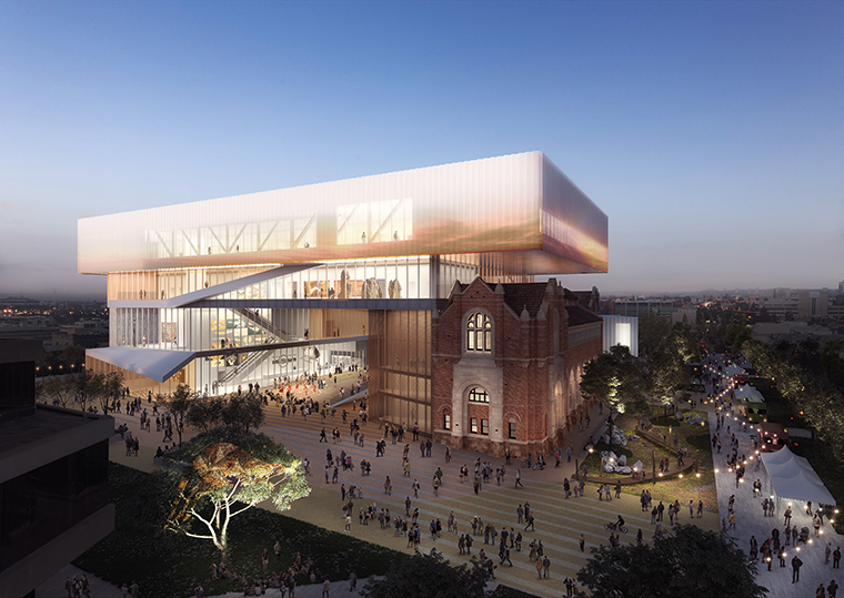 New Museum for Western Australia, Perth