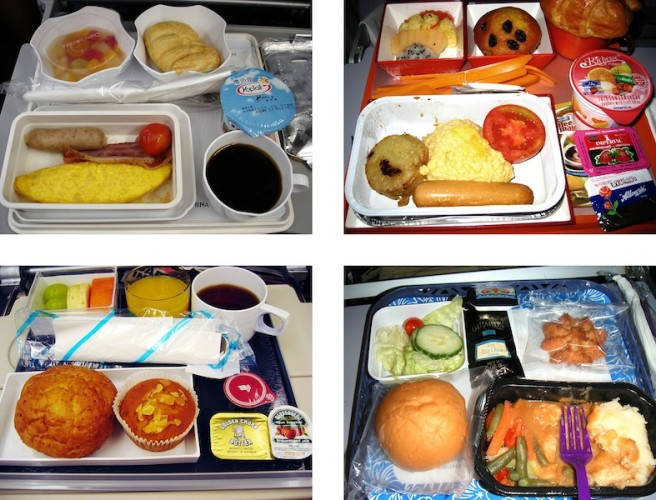 Joachim Schmid, Other People's Photographs – Airline Meals, Berlin 2010, 18x18 cm, print-on-demand book, Courtesy P420, Bologna