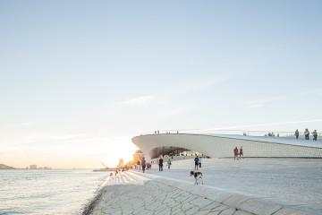 MAAT Lisbona. Foto: © Francisco Nogueira