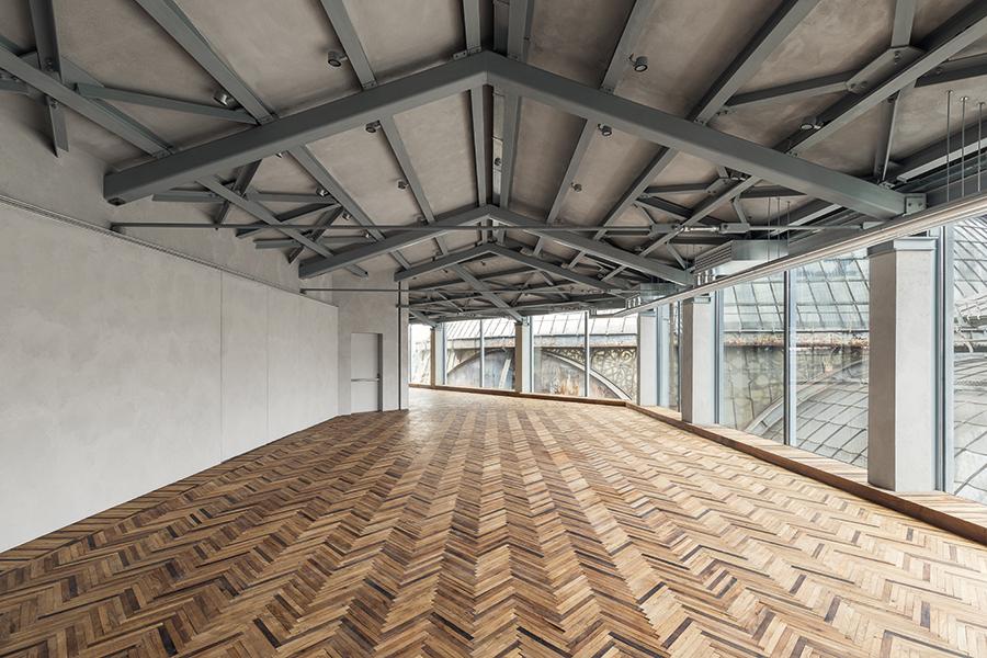Fondazione Prada Osservatorio, Galleria Vittorio Emanuele II, Milano, 2016. Courtesy: Fondazione Prada. Foto: Delfino Sisto Legnani e Marco Cappelletti