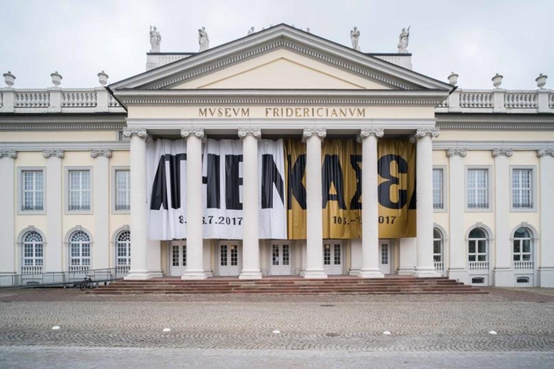 Museo Fridericianum, Kassel. Foto: Mathias Voelzke